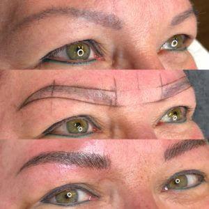 Kann Ich Auf Ein Altes Permanent Make Up Eine Microblading